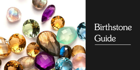 Birthstone Guide at The Jewelry Exchange