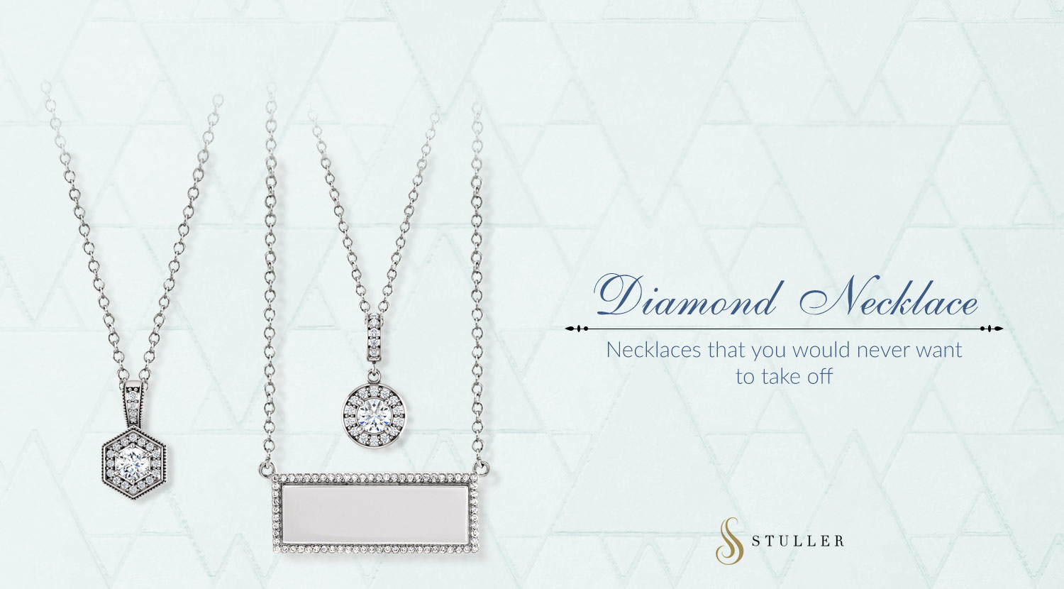 Shop Diamond Necklace At The Jewelry Exchange